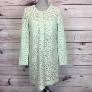 Victoria Beckham for Target M Mint Beige Dress